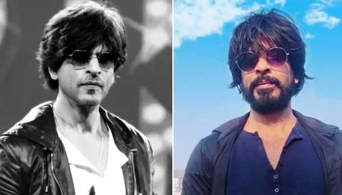 شاہ رخ خان کے ہم شکل ابراہیم قادری کی کنگ خان سے ملنے کی خواہش