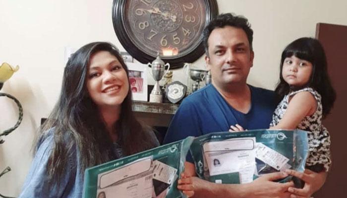 سندھ کے شہر ماتلی کے ڈاکٹر کو خاندان سمیت دبئی کا 10 سالہ گولڈن ویزا فراہم