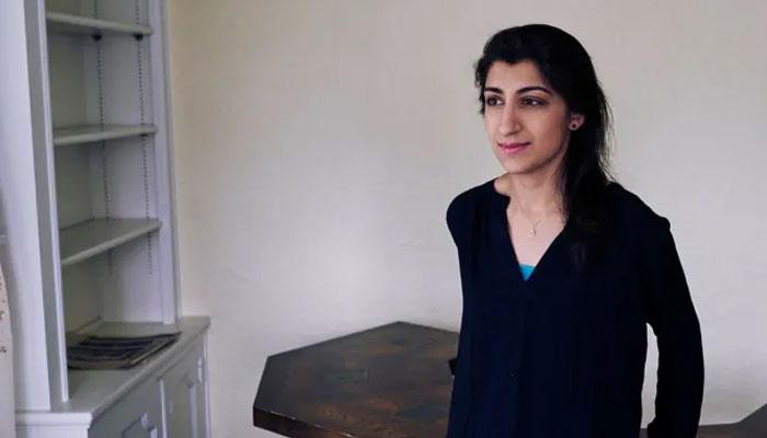 لینا خان امریکی سینیٹ کی شکرگزار