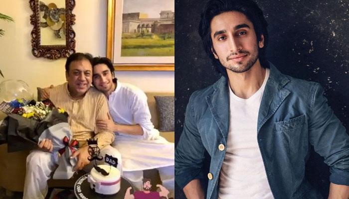 سہیل احمد کے بیٹے بھی انڈسٹری کے ابھرتے ہوئے اداکار ہیں