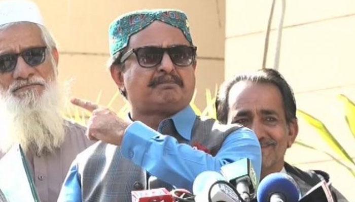 مراد علی شاہ اب ٹوپی ڈرامہ نہیں چلے گا، حلیم عادل شیخ