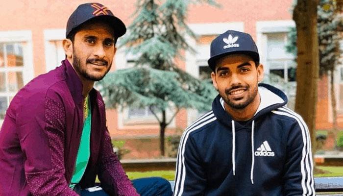 شاداب اور حسن علی نے مداحوں کو اسکول یاد دلا دیا