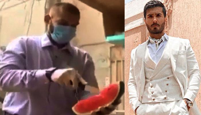 فیروز خان کی جوس بیچنے والے انجینئر کو ملازمت کی پیشکش