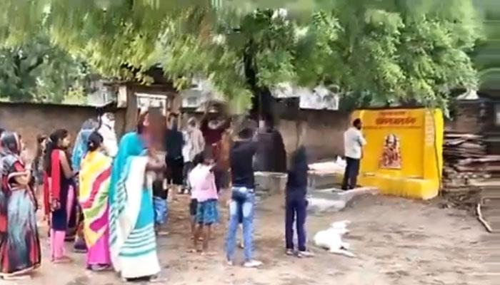 بھارت میں 'کورونا دیوی' کی پوجا کی جانے لگی