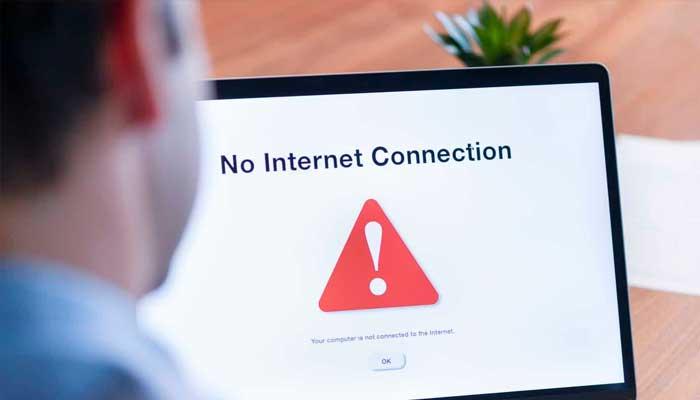 امریکا، آسٹریلیا اور کیوی کمپنیوں کو انٹرنیٹ کے بلیک آؤٹ کا سامنا