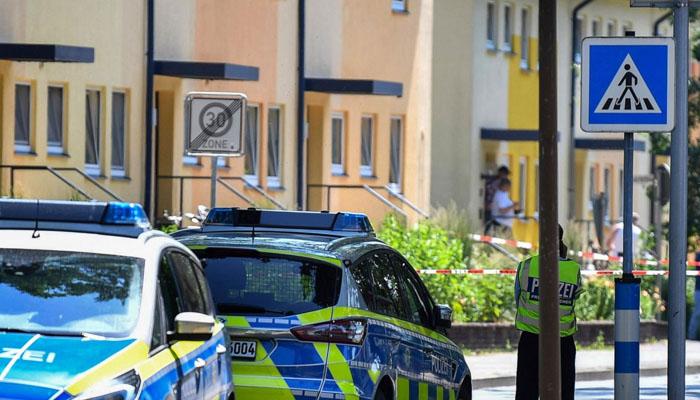 جرمنی میں مسلح شخص کی فائرنگ سے 2 افراد ہلاک