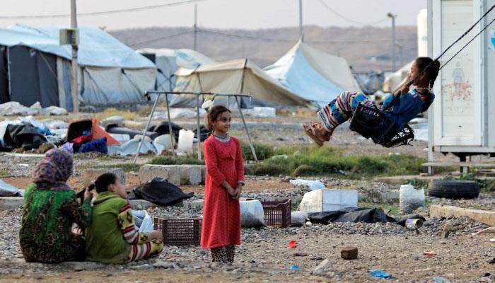 دنیابھر ميں بے گھر افراد کی تعداد 82 ملین سے زائد ہو گئی