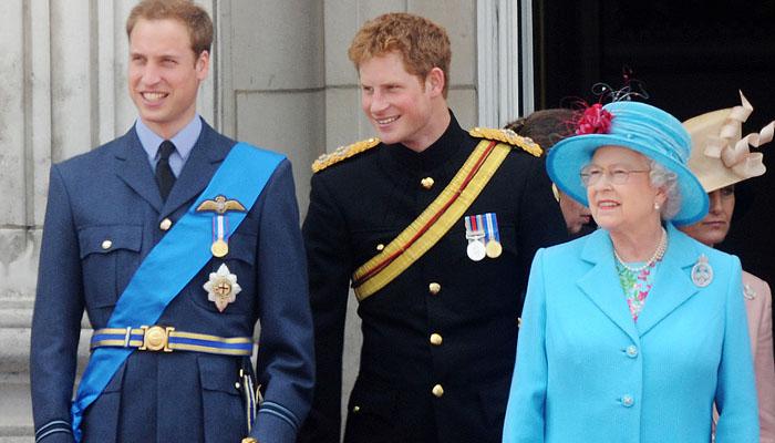 ملکہ برطانیہ کے بعد سب سے زیادہ قابلِ احترام شاہی شخصیات کون ہیں؟