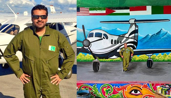 فخرِ عالم کو پاکستانی آرٹسٹ نے خوش کردیا