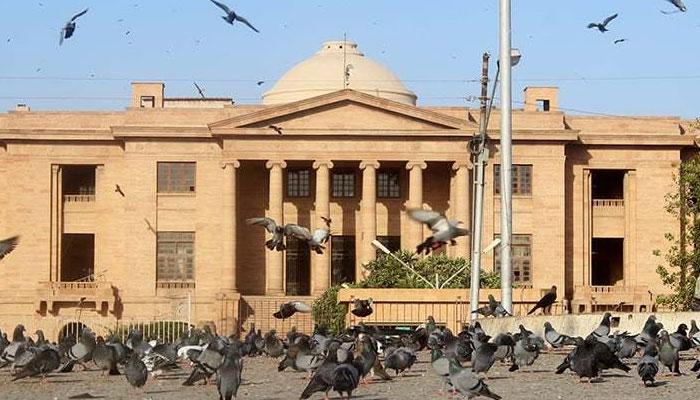 گمشدہ شہری کا کیس:IG سندھ ،DG رینجرز کو نوٹس جاری