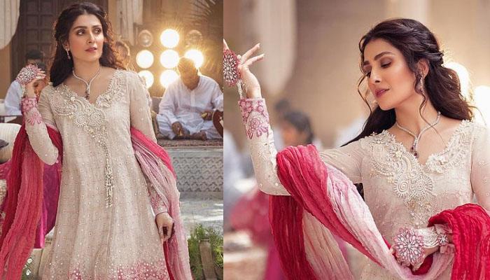ؑمحبت سے بڑا کوئی جذبہ نہیں ہے :عائزہ خان
