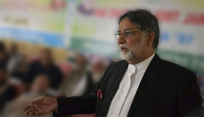 آزاد کشمیر کابینہ کے اہم رکن کا نون لیگ سے علیحدگی کا اعلان