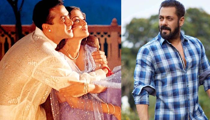 سلمان خان کو فلم' ہم دل دے چکے صنم' کی یاد آگئی