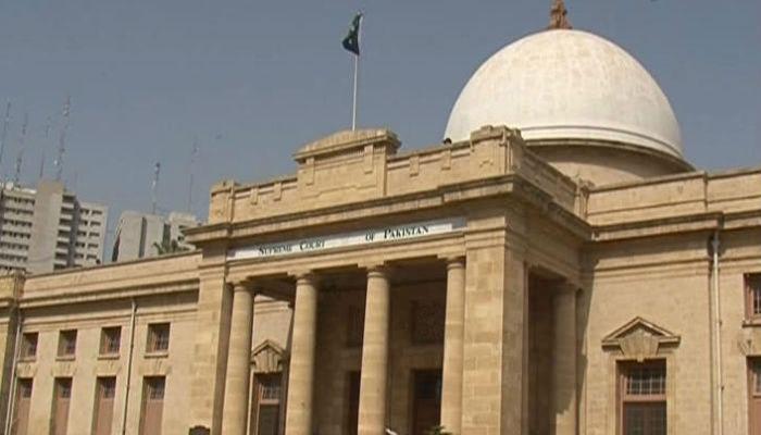 جونیئر کلرک کی بحالی کیخلاف آئی جی سندھ کی اپیل مسترد