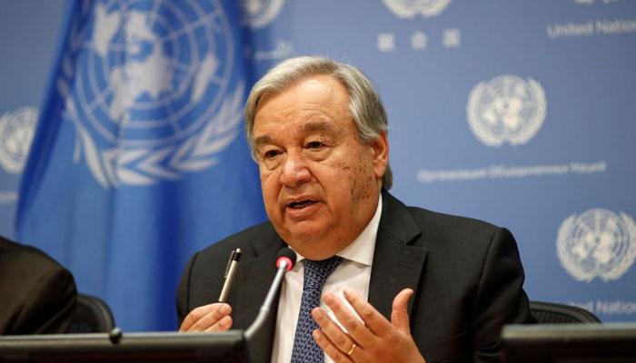 انتونیو گوتریس دوسری بار بھی اقوام متحدہ کے سیکریٹری جنرل منتخب