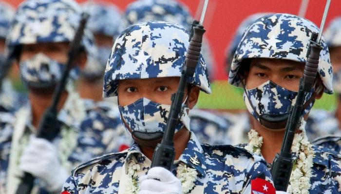 اقوام متحدہ کا میانمار کو اسلحے کی فروخت فوری روکنے کا مطالبہ