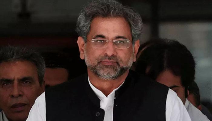 ہمارا مطالبہ ہے ملک آئین کے مطابق چلایا جائے، شاہد خاقان عباسی