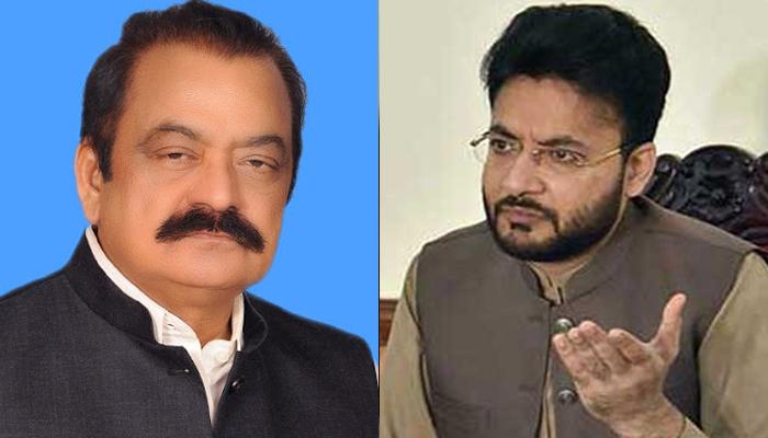 پارلیمنٹ کی توقیر: فرخ حبیب اور رانا ثنا اللہ میں نوک جھوک