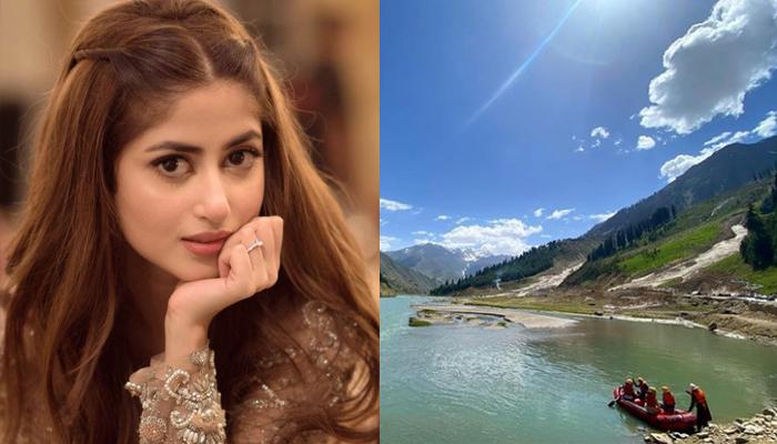 سجل علی پاکستان کی خوبصورتی میں کھو گئیں