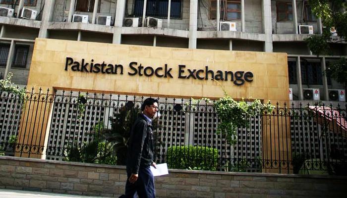 اسٹاک مارکیٹ میں کاروبار کا منفی رجحان، انڈیکس میں 226 پوائنٹس کی کمی