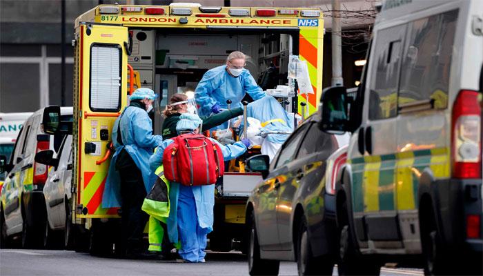 آج برطانیہ میں کورونا سے 5 افراد ہلاک ہوگئے، محکمہ صحت