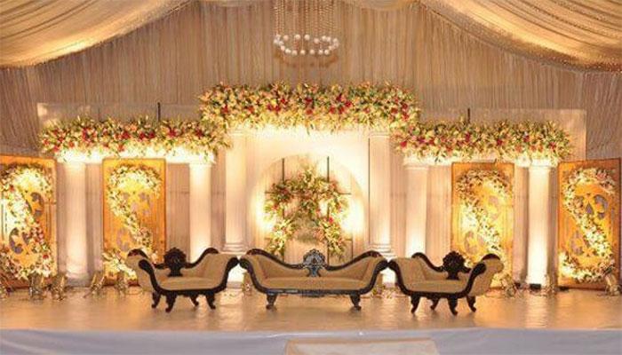 کراچی کے مختلف علاقوں میں شادی ہال کھول دیے گئے