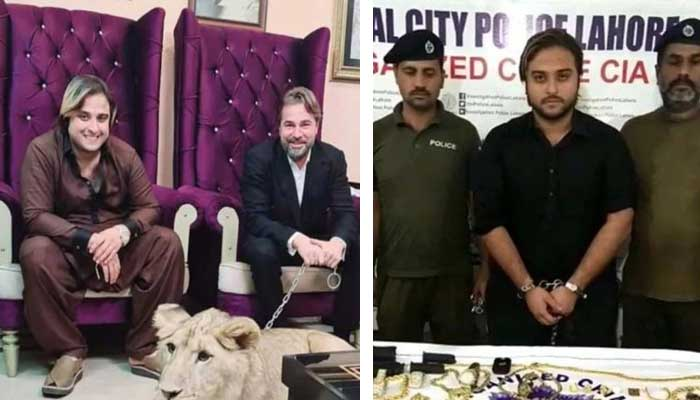 ترک اداکار سے فراڈ کے ملزم کاشف ضمیر کی کینٹ کچہری میں بھی پیشی