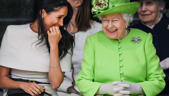 میگھن مارکل ملکہ برطانیہ کی پلاٹینم جوبلی کی تقریبات میں شرکت کریں گی؟