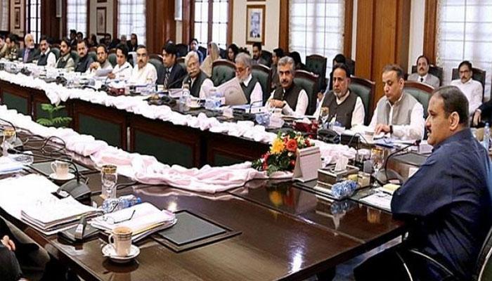 پنجاب کابینہ نے اسپورٹس پالیسی کی منظوری دیدی