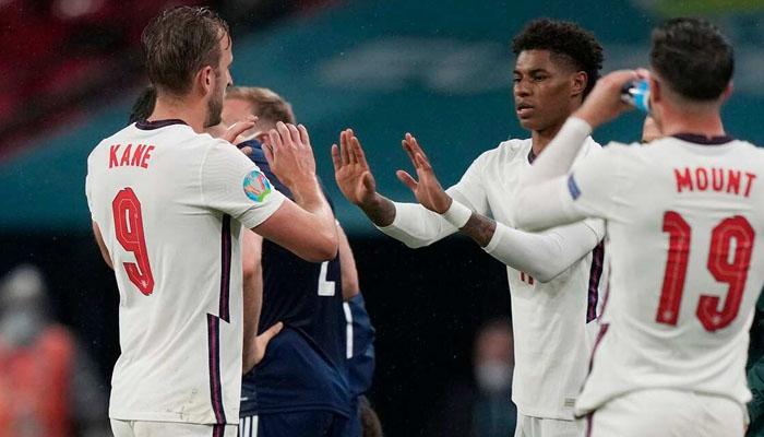 انگلینڈ اور کروشیا بھی یورو کپ فٹبال کے پری کوارٹر فائنل میں پہنچ گئے
