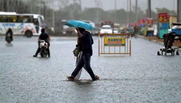 بھارت کی شمالی ریاستوں میں شدید بارشیں