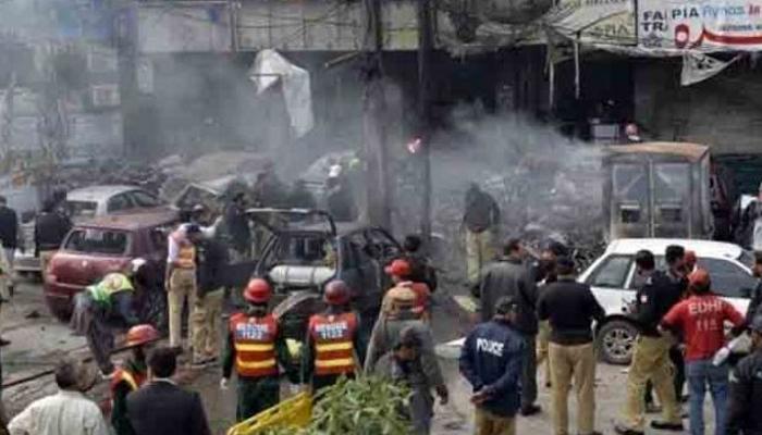 لاہور: جوہر ٹاؤن دھماکے کا مقدمہ درج