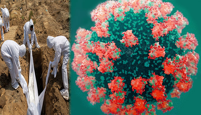پاکستان: کورونا وائرس سے مزید 38 اموات، کل ہلاکتیں 22108
