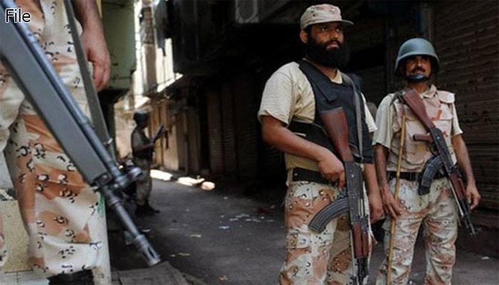 کراچی: منشیات فروش گروپ کے 5 ملزمان گرفتار