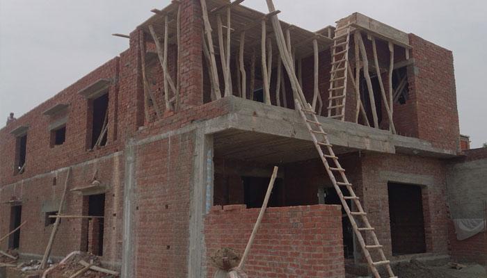 لاہور، گھر کی کھدائی کے دوران لاش برآمد