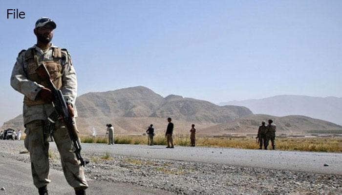 سبی: دہشتگردوں کا حملہ، FC کے 5 جوان شہید