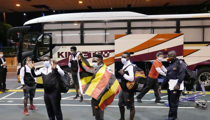 جاپان:یوگنڈا اولمپک ٹیم کے ایک رکن کا کوویڈ ٹیسٹ مثبت آگیا