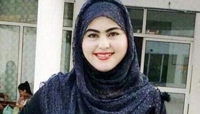 عاصمہ رانی قتل کیس کے مجرم کو سزائے موت کا حکم