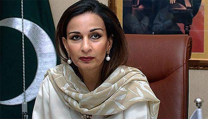خطے کے متعلق اہم فیصلے ہو رہے، پاکستان کہاں ہے؟ شیری رحمٰن