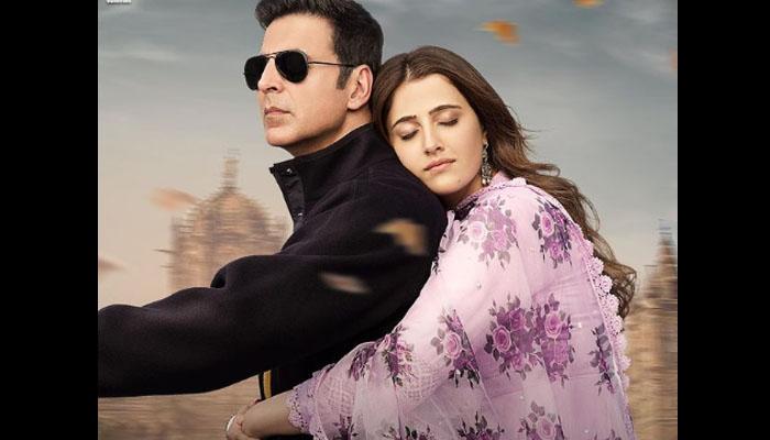 اکشے کمار کی نئی فلم کے گانے 'فی الحال 2-محبت' کی پہلی جھلک جاری
