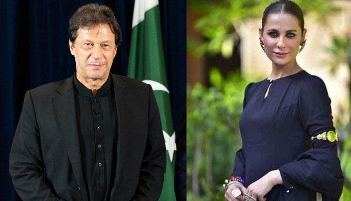 عمران خان ہمارا فخر ہیں، نوشین شاہ کا عمران خان کے بیان پر ردعمل