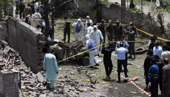 لاہور دھماکا: کار مکینک زیرِ حراست