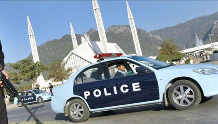 اسلام آباد: ملزمان کے ساتھ فائرنگ کا تبادلہ، 2 پولیس اہلکار زخمی