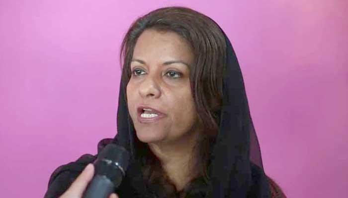 پاکستانی پارلیمنٹرینز روبوٹس کی طرح ہیں، نفیسہ شاہ