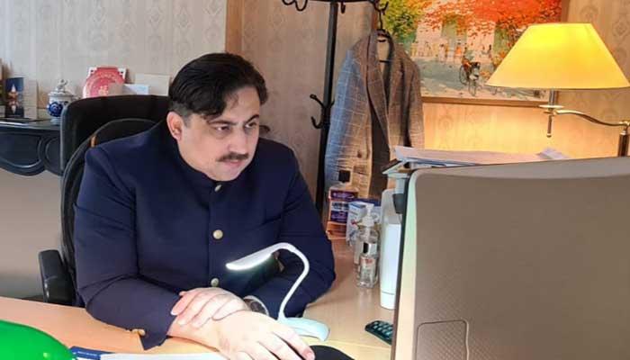 سفارت خانہ پاکستان نیدرلینڈز کے زیر اہتمام 'پاکستان میں تجارت اور سرمایہ کاری' پر ویبنار