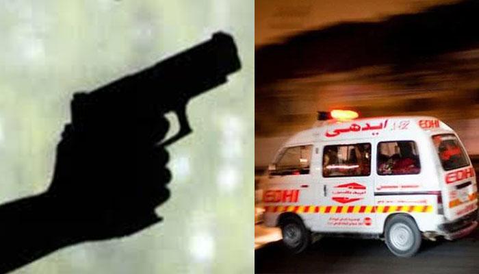 کراچی: فائرنگ کے مختلف واقعات میں خاتون اور بچی زخمی