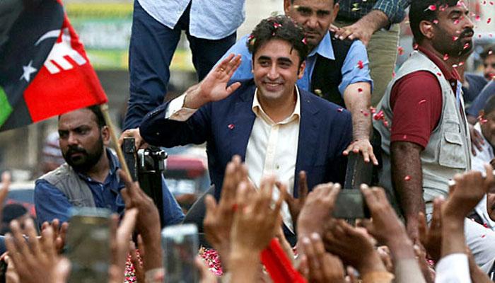 بلاول آج کوٹلی میں انتخابی دفتر کا افتتاح کرینگے