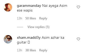 گیٹار بجانے سے عاصم واپس نہیں آئے گا: ہانیہ کی نئی ویڈیو پر مداحوں کا ردّعمل
