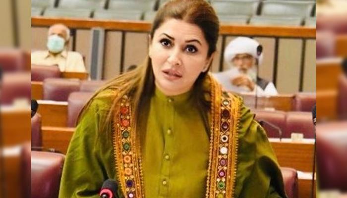 عمران خان کا بس چلے تو ایٹمی اثاثے مودی کو دیدیں، شازیہ مری