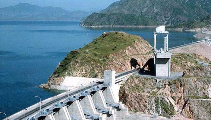 پانی کی سطح کم ہونے سے تربیلا میں پن بجلی کی پیداوار متاثر ہوگئی، واپڈا